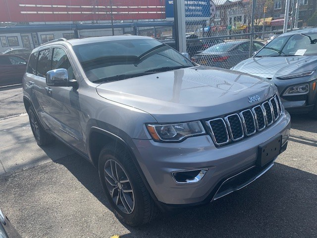 Used Jeep Grand Cherokee Limited 4x4 2017 | Hillside Auto Outlet. Jamaica, New York
