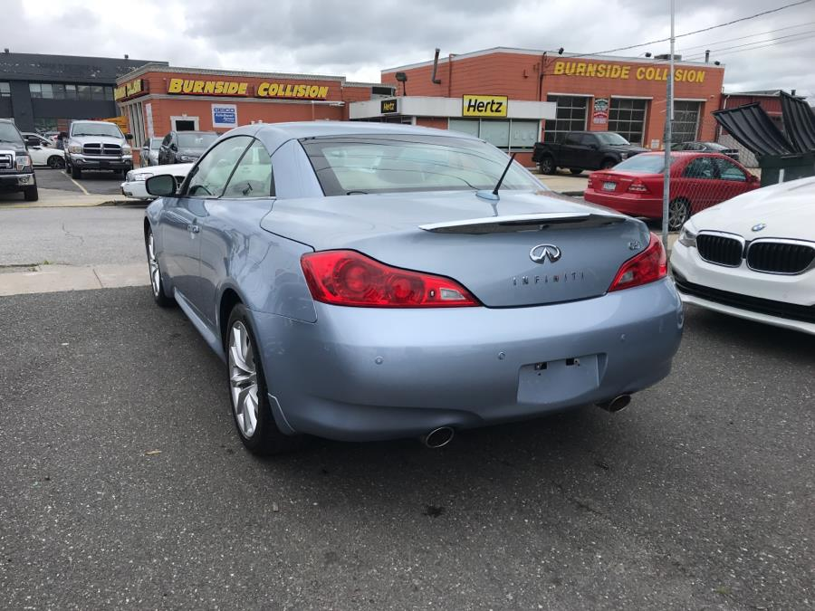 Used INFINITI G37 Convertible 2dr Base 2013 | 5 Towns Drive. Inwood, New York