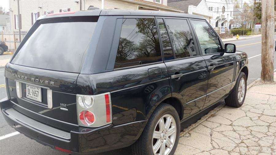 2008 Land Rover Range Rover 4WD 4dr HSE, available for sale in Ansonia, CT