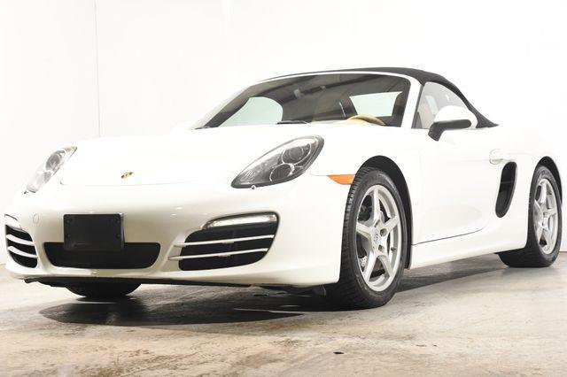 The 2013 Porsche Boxster photos