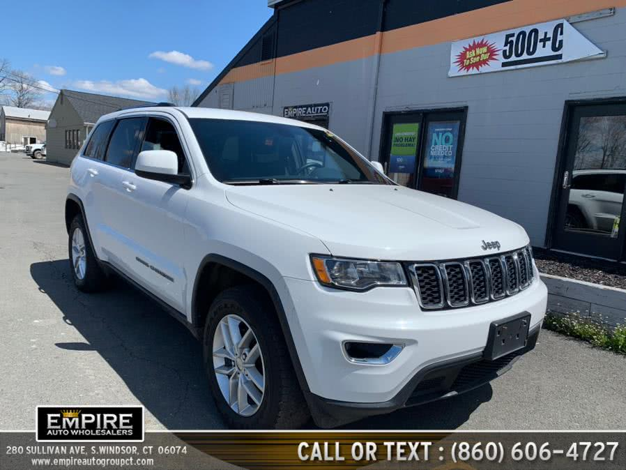 Used Jeep Grand Cherokee Laredo 2017 | Empire Auto Wholesalers. S.Windsor, Connecticut