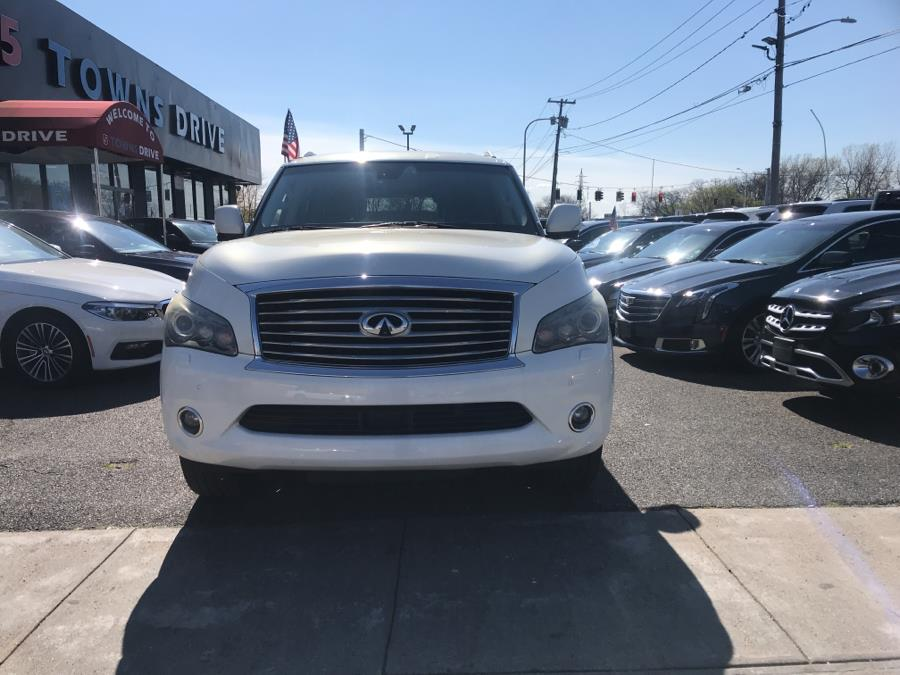 Used Infiniti QX56 4WD 4dr 7-passenger 2012   5 Towns Drive. Inwood, New York