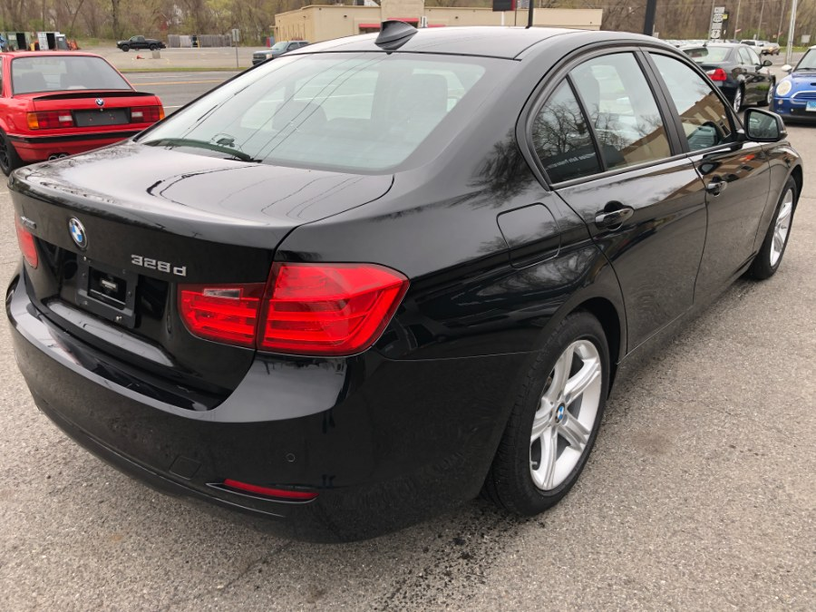2015 BMW 3 Series 4dr Sdn 328d xDrive AWD, available for sale in New Milford, CT