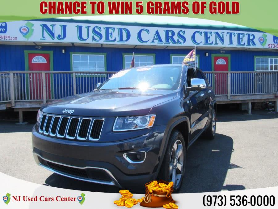Used 2015 Jeep Grand Cherokee in Irvington, New Jersey | NJ Used Cars Center. Irvington, New Jersey