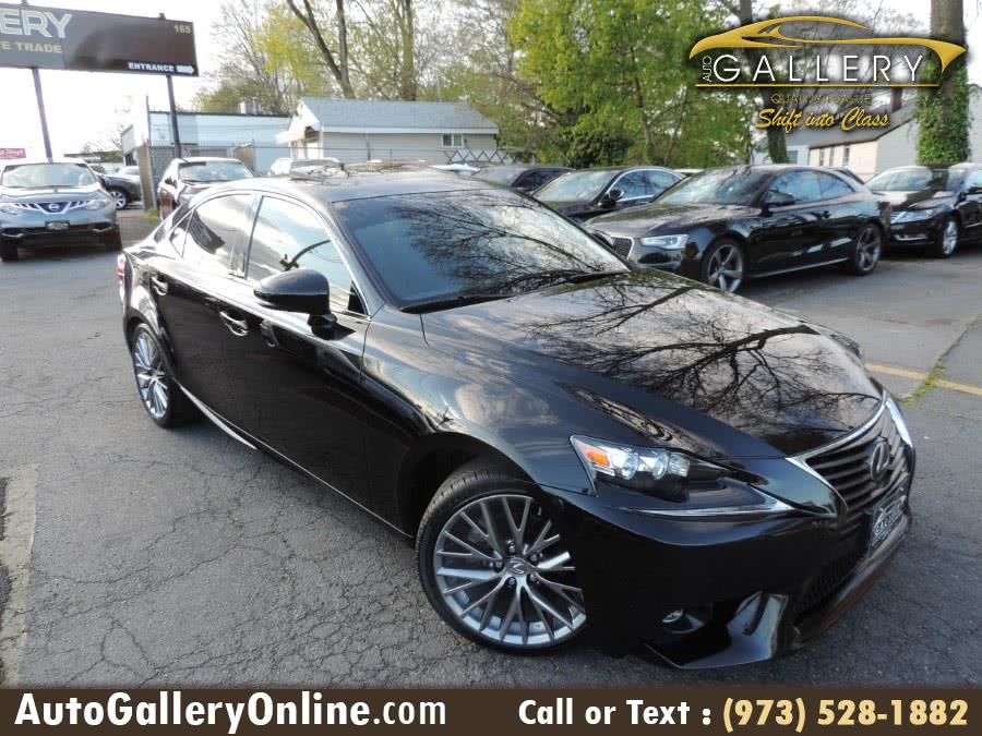 Used 2015 Lexus IS 250 in Lodi, New Jersey | Auto Gallery. Lodi, New Jersey