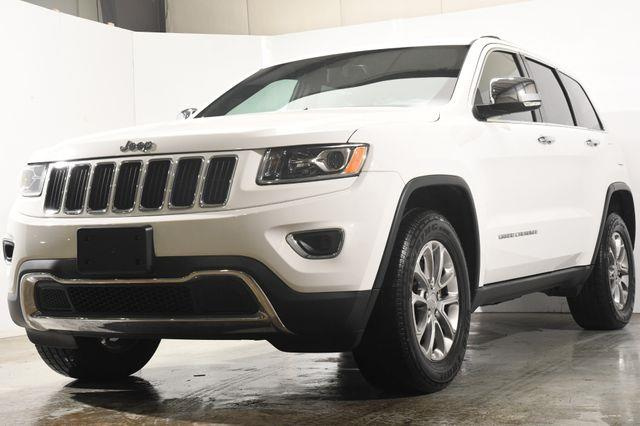 The 2016 Jeep Grand Cherokee Limited photos