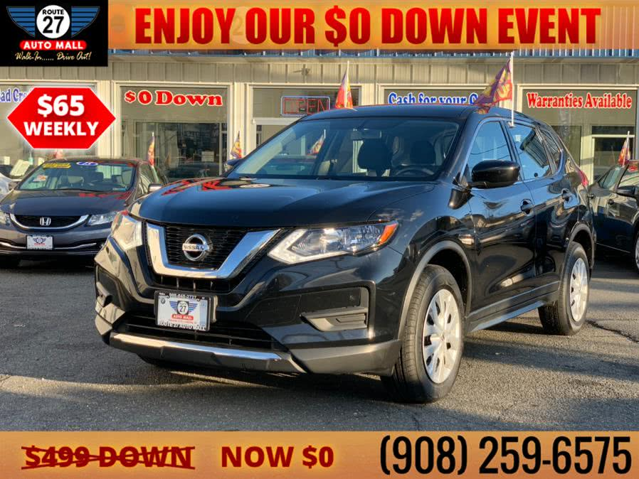 Used 2017 Nissan Rogue in Linden, New Jersey | Route 27 Auto Mall. Linden, New Jersey