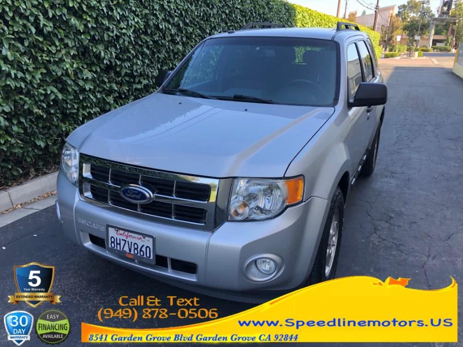 Used Ford Escape FWD 4dr XLT 2012 | Speedline Motors. Garden Grove, California