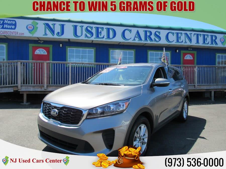 Used 2019 Kia Sorento in Irvington, New Jersey | NJ Used Cars Center. Irvington, New Jersey