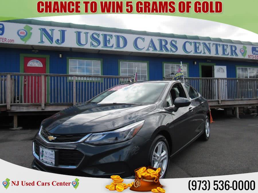 Used 2018 Chevrolet Cruze in Irvington, New Jersey | NJ Used Cars Center. Irvington, New Jersey