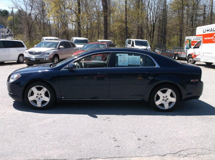 Used Chevrolet Malibu 4dr Sdn LT w/2LT 2009   Brooklyn Motor Sports Inc. Brooklyn, Connecticut
