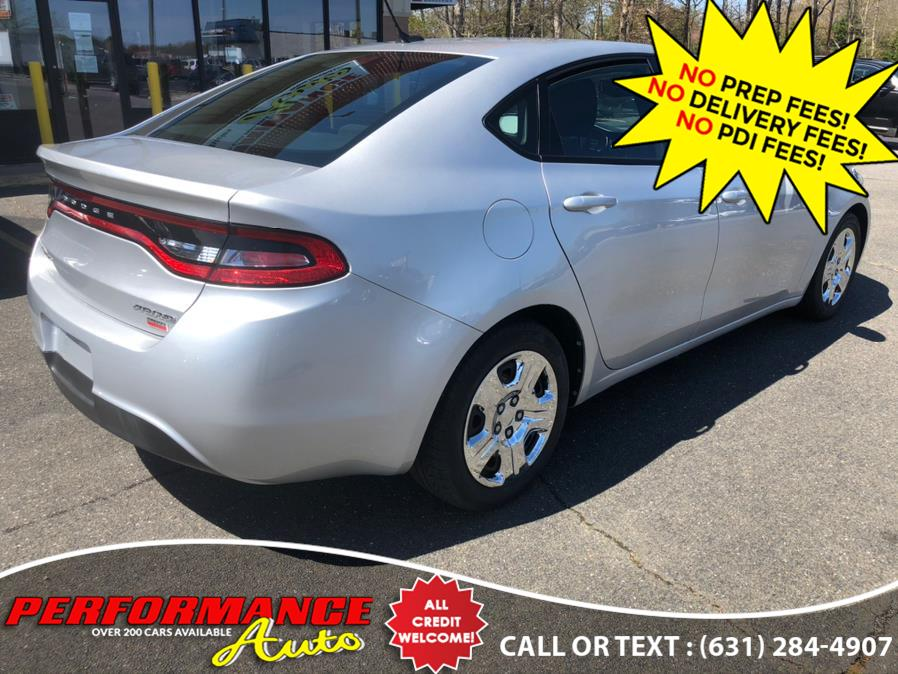 Used Dodge Dart 4dr Sdn Aero *Ltd Avail* 2013 | Performance Auto Inc. Bohemia, New York