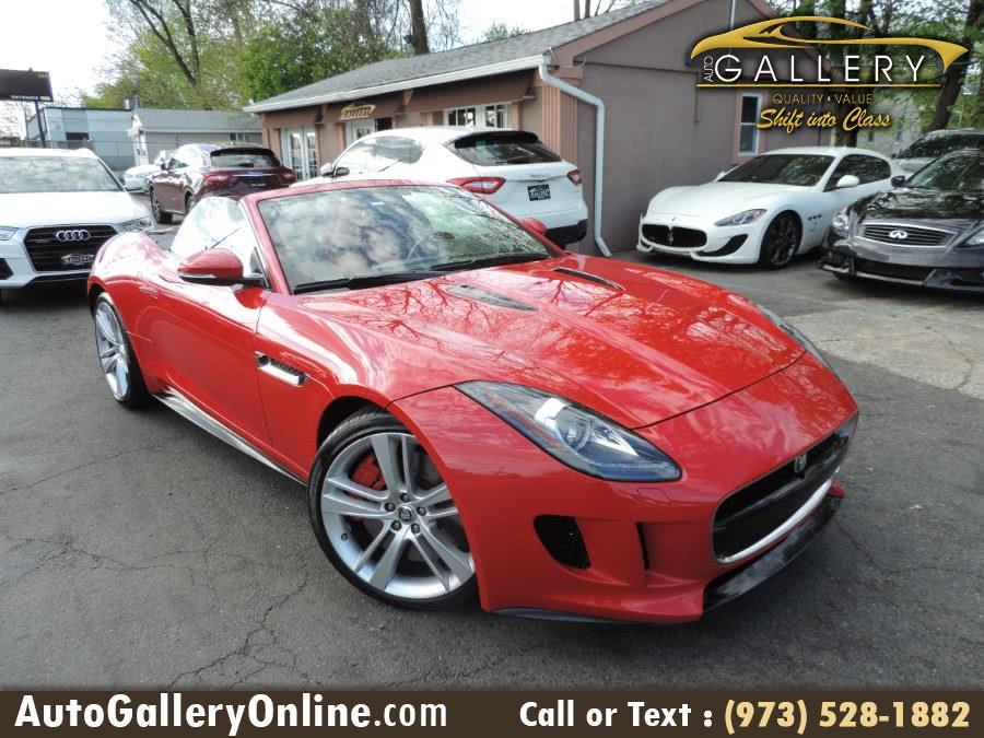 Used 2014 Jaguar F-TYPE in Lodi, New Jersey | Auto Gallery. Lodi, New Jersey