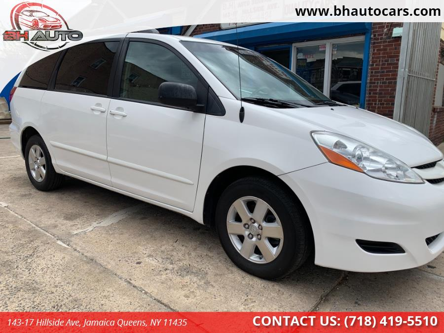 Used Toyota Sienna 5dr 7-Pass Van LE FWD 2008 | BH Auto. Jamaica Queens, New York