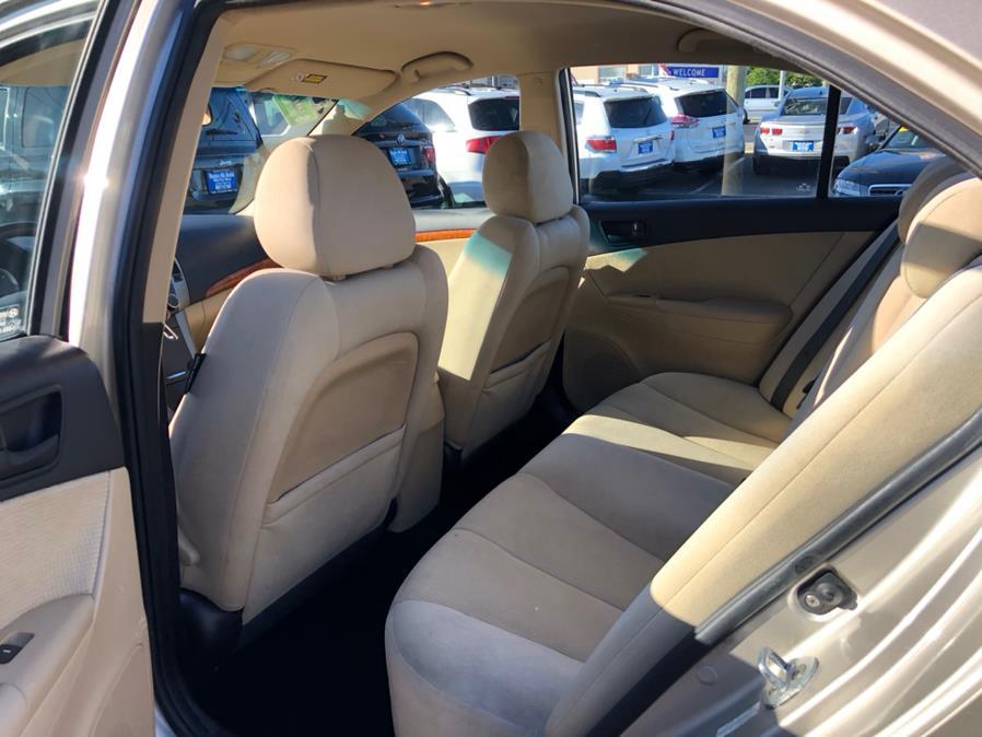 Used Hyundai Sonata 4dr Sdn I4 Auto GLS 2009   Route 46 Auto Sales Inc. Lodi, New Jersey