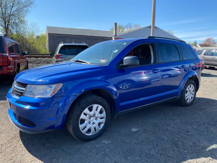 Used Dodge Journey AWD 4dr SE 2015 | Wallingford Auto Center LLC. Wallingford, Connecticut
