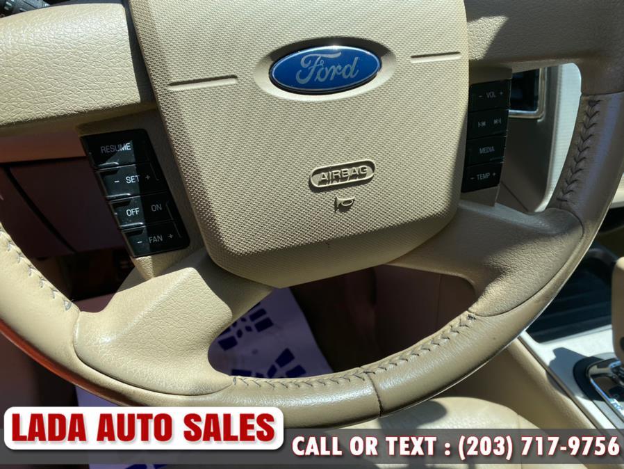 Used Ford Edge AWD 4dr SEL PLUS 2007 | Lada Auto Sales. Bridgeport, Connecticut