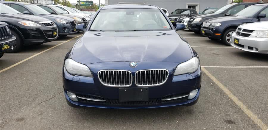 Used 2012 BMW 5 Series in Little Ferry, New Jersey | Victoria Preowned Autos Inc. Little Ferry, New Jersey