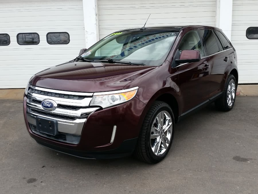 Used Ford Edge 4dr Limited AWD 2011 | Action Automotive. Berlin, Connecticut