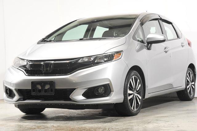 The 2018 Honda Fit EX w/ Sunroof photos