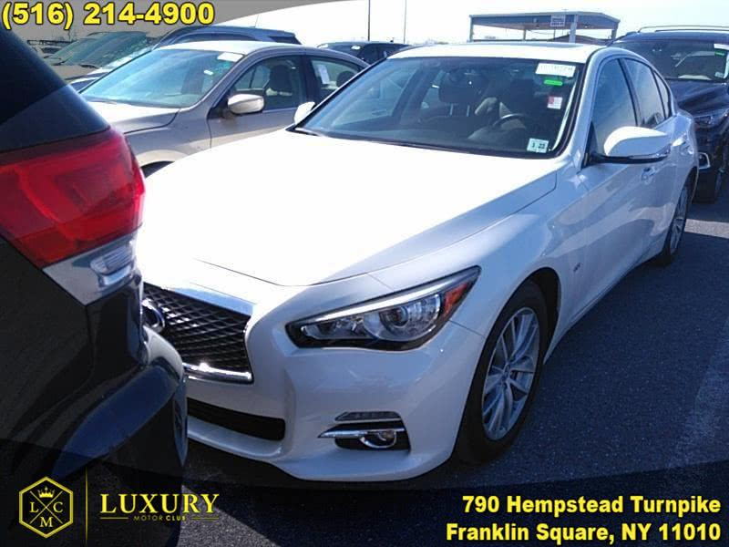 Used Infiniti Q50 3.0t Premium AWD 2017 | Luxury Motor Club. Franklin Square, New York