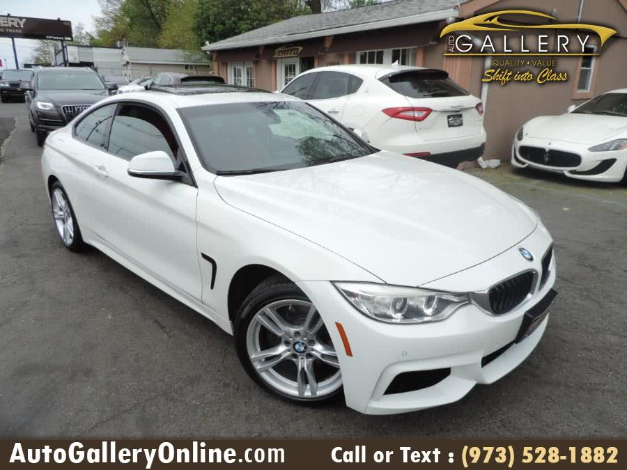 Used 2015 BMW 4 Series in Lodi, New Jersey | Auto Gallery. Lodi, New Jersey