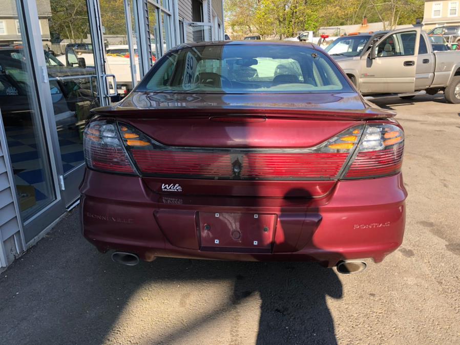 Used Pontiac Bonneville 4dr Sdn SLE 2002 | Chris's Auto Clinic. Plainville, Connecticut