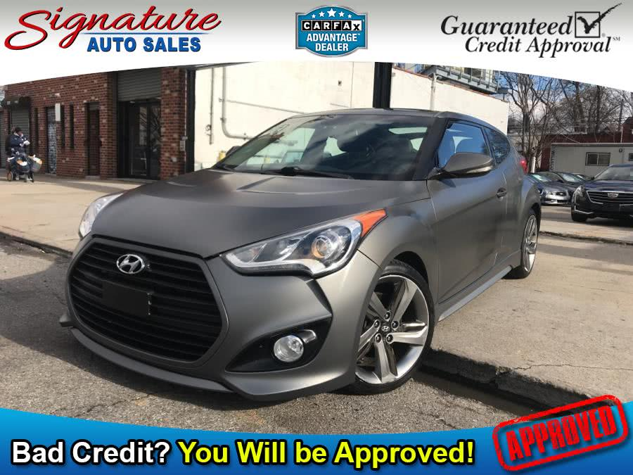 Used 2013 Hyundai Veloster in Franklin Square, New York | Signature Auto Sales. Franklin Square, New York