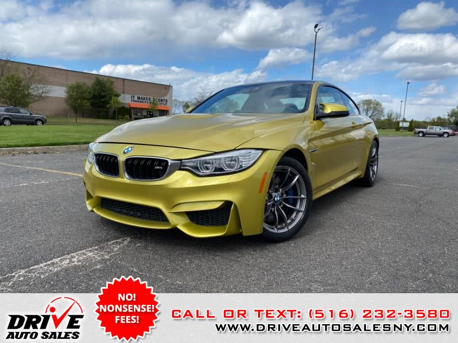 Used 2015 BMW M4 in Bayshore, New York | Drive Auto Sales. Bayshore, New York