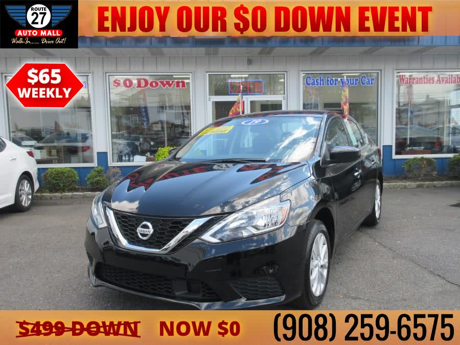 Used 2019 Nissan Sentra in Linden, New Jersey | Route 27 Auto Mall. Linden, New Jersey