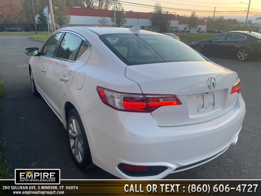 Used Acura ILX 4dr Sdn w/Premium Pkg 2016 | Empire Auto Wholesalers. S.Windsor, Connecticut