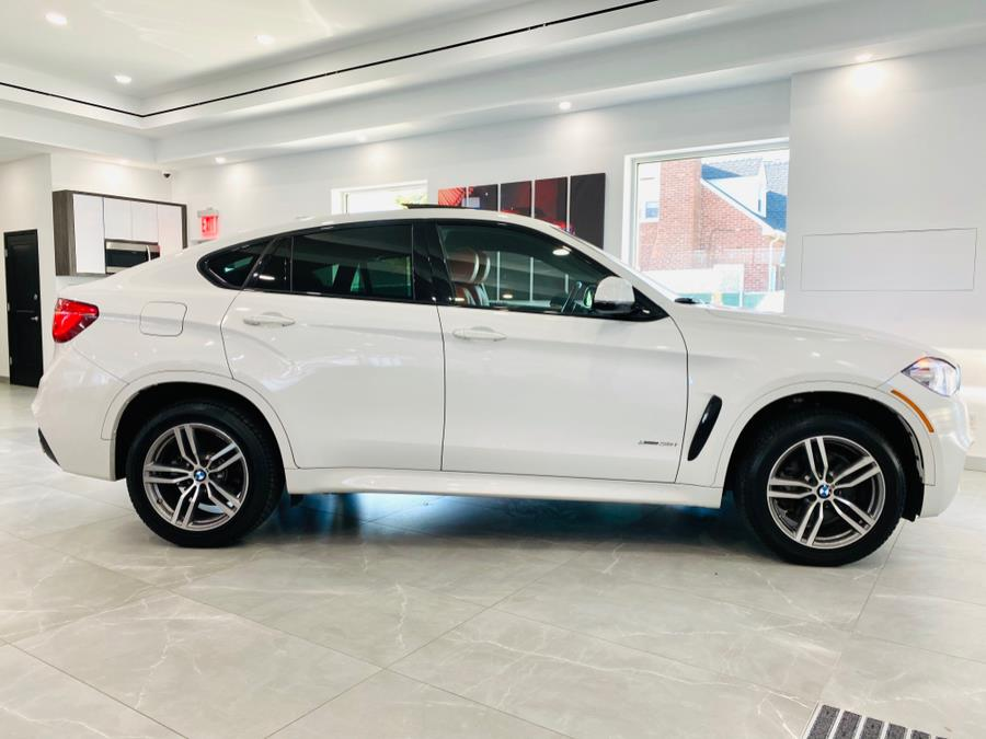 Used BMW X6 xDrive35i Sports Activity Coupe 2017 | Luxury Motor Club. Franklin Square, New York