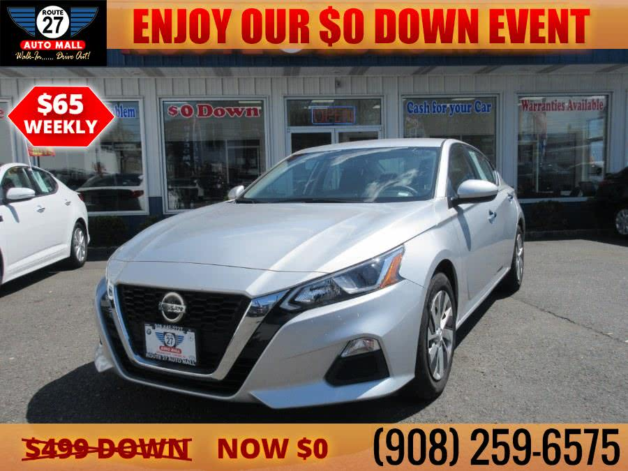 Used 2019 Nissan Altima in Linden, New Jersey | Route 27 Auto Mall. Linden, New Jersey