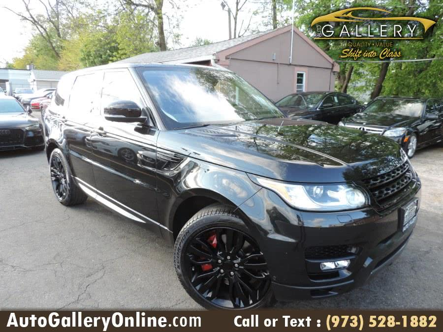 Used 2017 Land Rover Range Rover Sport in Lodi, New Jersey | Auto Gallery. Lodi, New Jersey