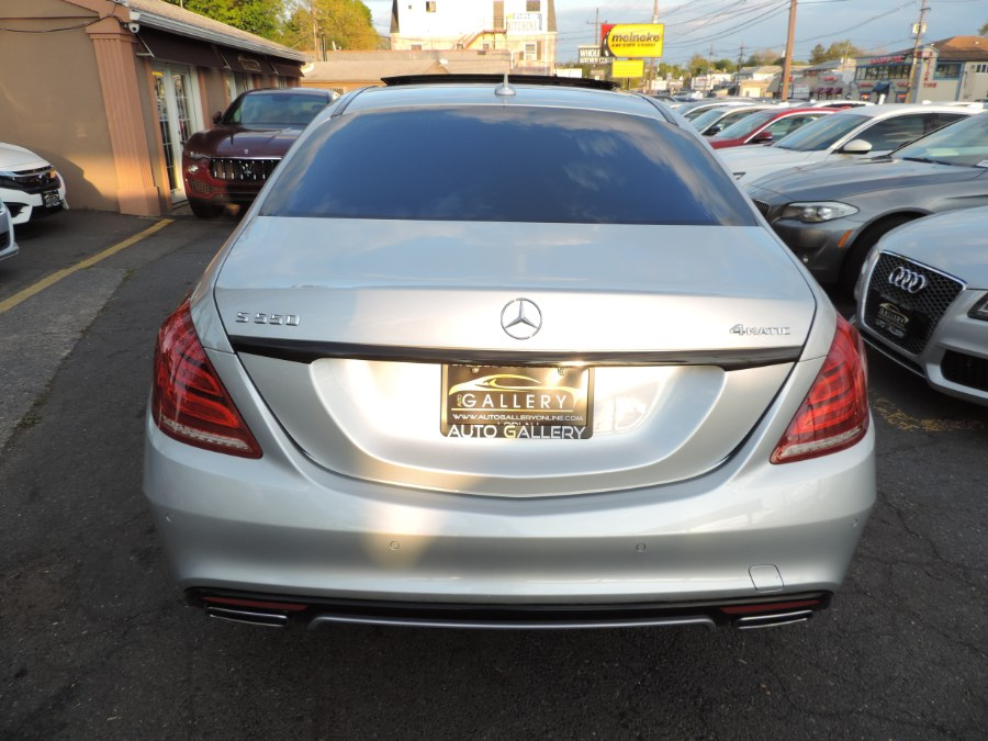 Used Mercedes-Benz S-Class 4dr Sdn S550 4MATIC 2015 | Auto Gallery. Lodi, New Jersey