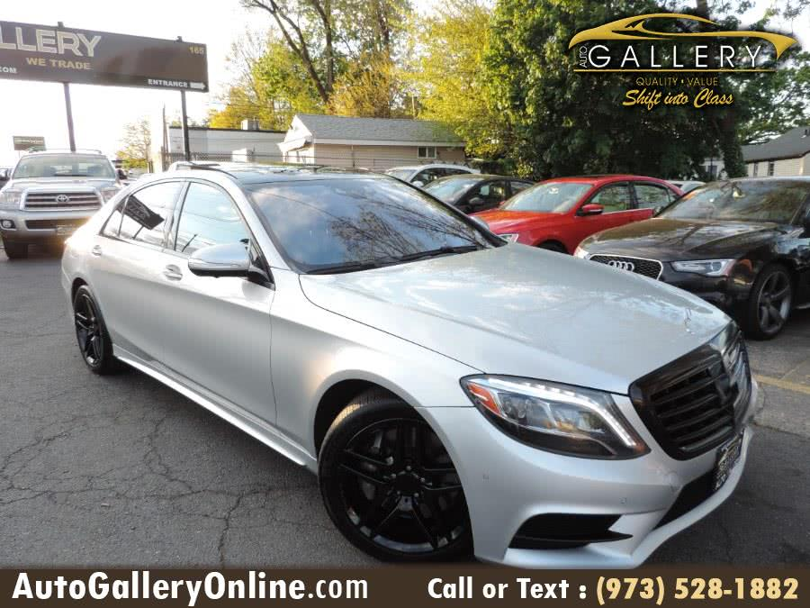 Used 2015 Mercedes-Benz S-Class in Lodi, New Jersey | Auto Gallery. Lodi, New Jersey