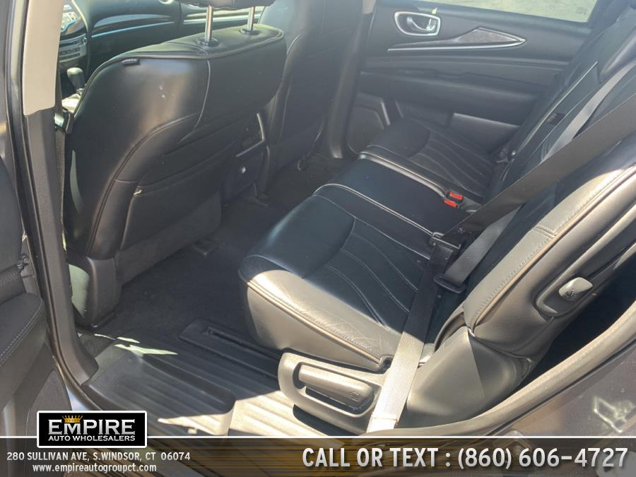 Used Infiniti QX60 AWD 4dr 2014   Empire Auto Wholesalers. S.Windsor, Connecticut