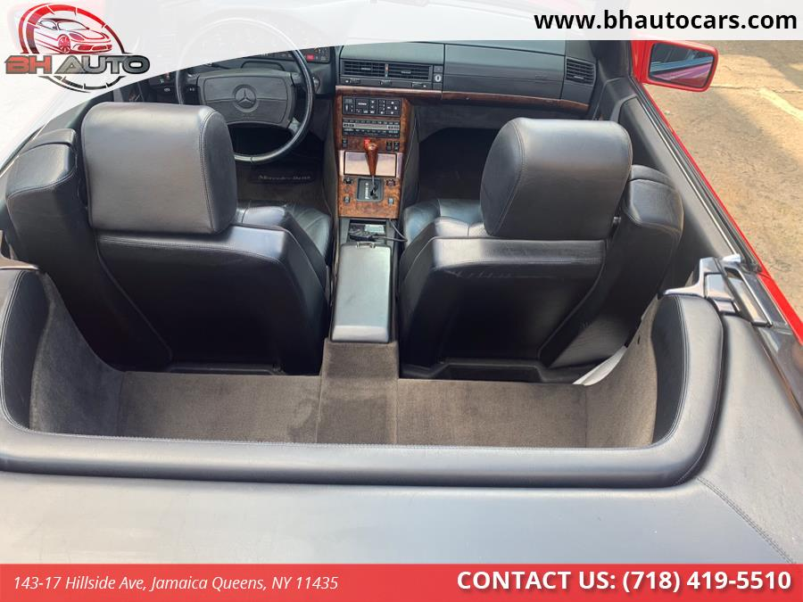 Used Mercedes-Benz 500SL 2dr Coupe 500SL 1991   BH Auto. Jamaica Queens, New York