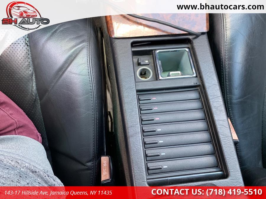 Used Mercedes-Benz 500SL 2dr Coupe 500SL 1991 | BH Auto. Jamaica Queens, New York