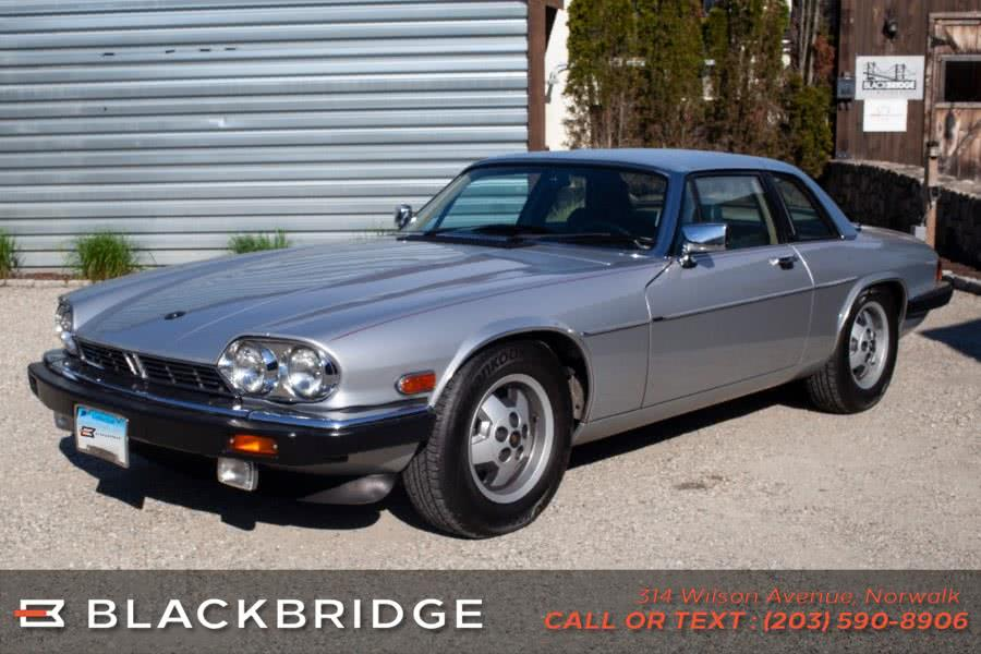 Used Jaguar XJ - SC Coupe 1988   Black Bridge Motors, LLC. Norwalk, Connecticut