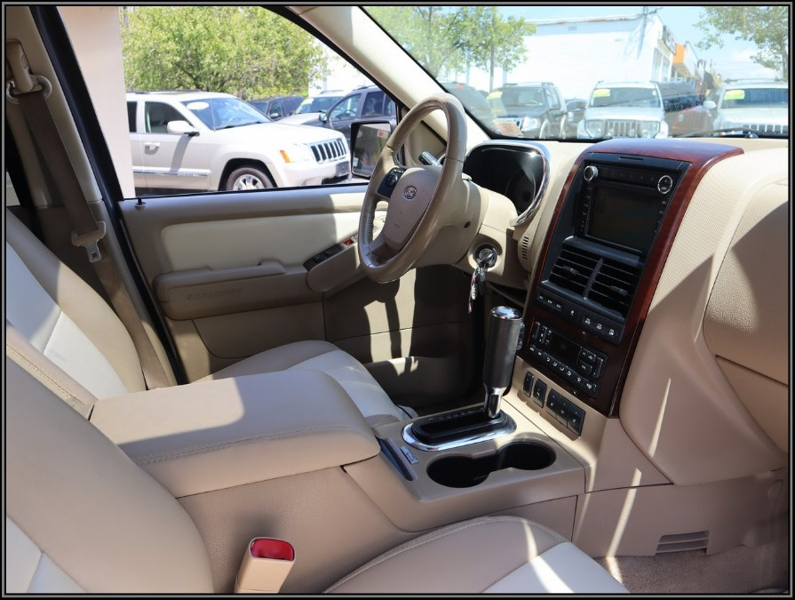 Used Ford Explorer 4WD 4dr V6 Limited 2008   My Auto Inc.. Huntington Station, New York