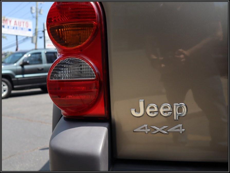 Used Jeep Liberty 4dr Sport 4WD 2003 | My Auto Inc.. Huntington Station, New York
