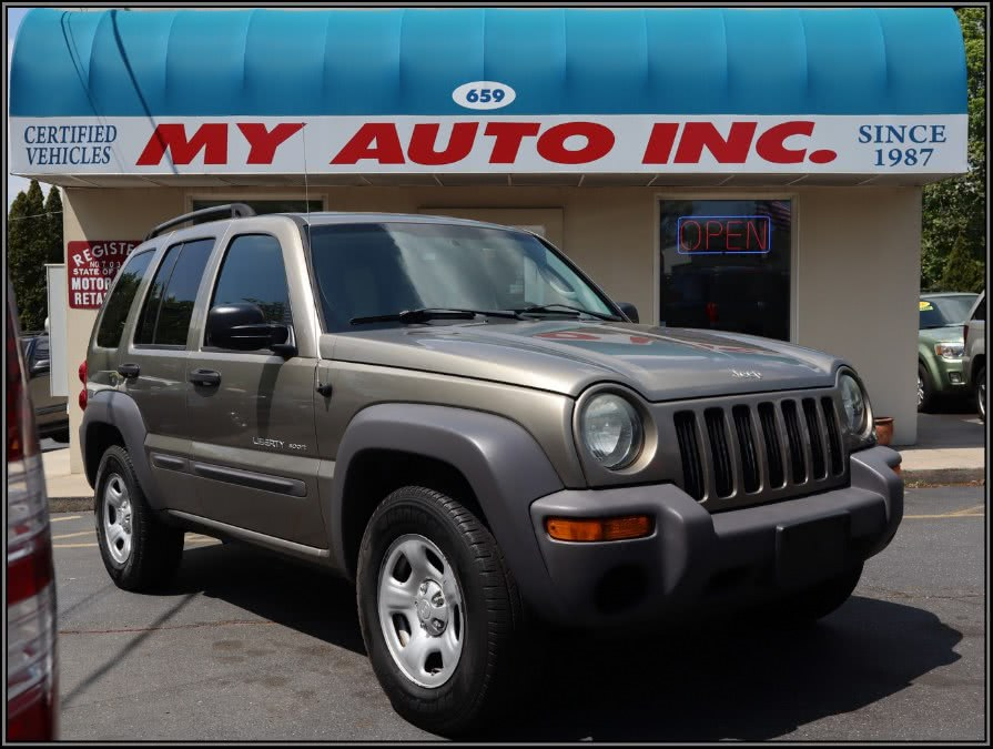 Used 2003 Jeep Liberty in Huntington Station, New York | My Auto Inc.. Huntington Station, New York