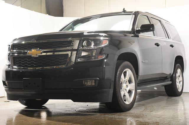 The 2016 Chevrolet Tahoe LT w/ DvD/ Nav/ Safety Tech photos