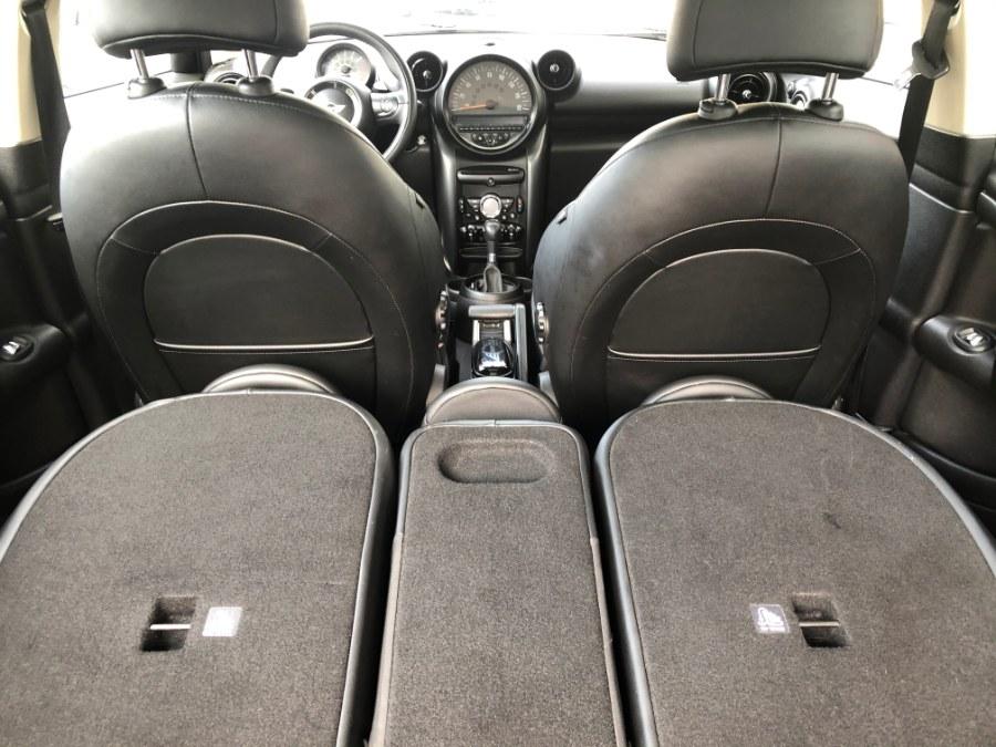 Used MINI Cooper Countryman ALL4 4dr S 2015   Bristol Auto Center LLC. Bristol, Connecticut