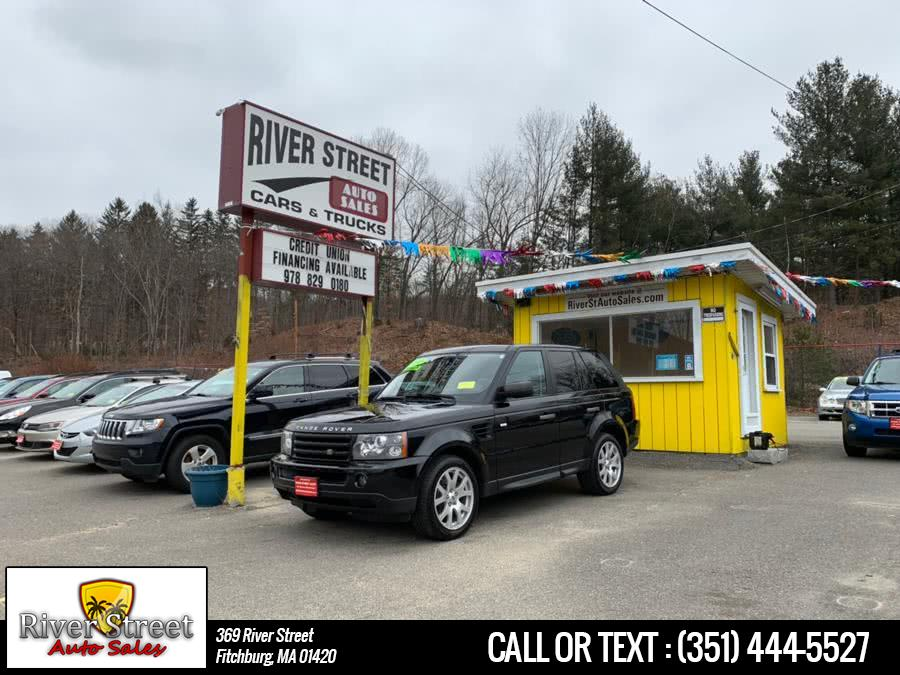 Used Land Rover Range Rover Sport 4WD 4dr HSE 2009 | River Street Auto Sales. Fitchburg, Massachusetts