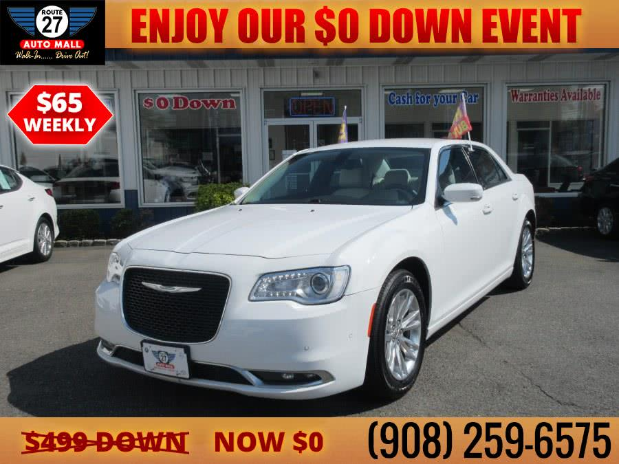 Used 2017 Chrysler 300 in Linden, New Jersey | Route 27 Auto Mall. Linden, New Jersey