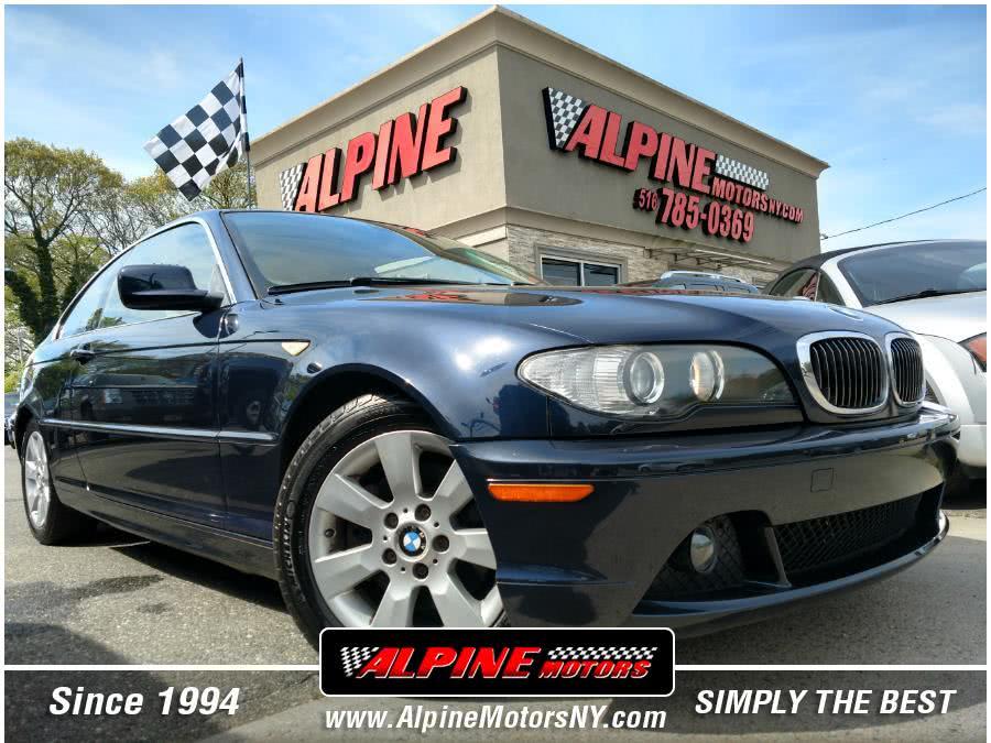 Used BMW 3 Series 325Ci 2dr Cpe 2006   Alpine Motors Inc. Wantagh, New York