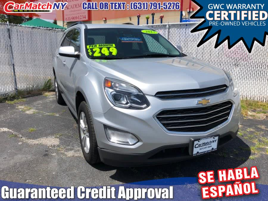 Used 2017 Chevrolet Equinox in Bayshore, New York | Carmatch NY. Bayshore, New York
