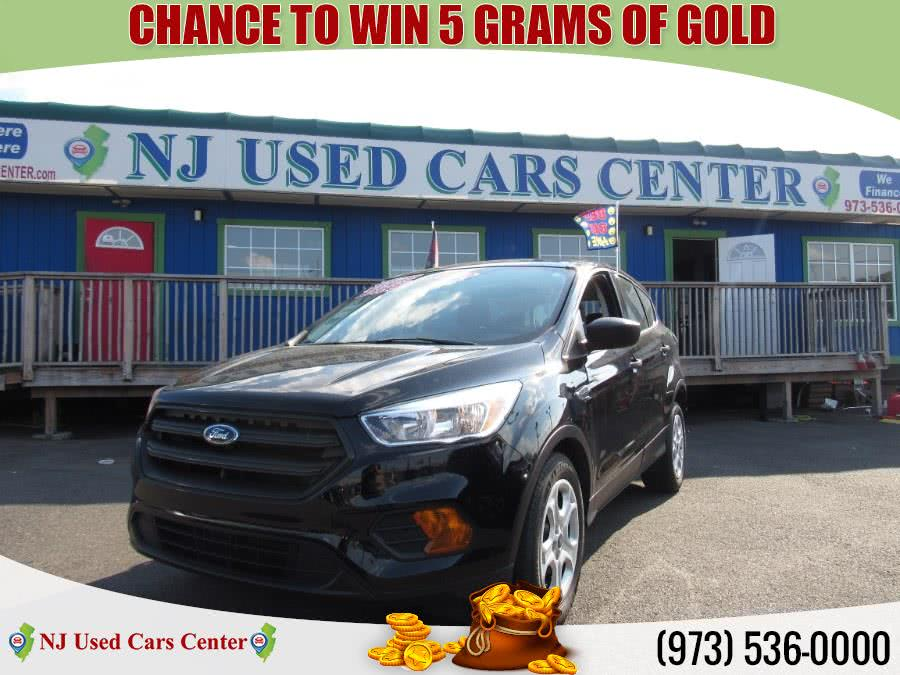Used 2017 Ford Escape in Irvington, New Jersey | NJ Used Cars Center. Irvington, New Jersey